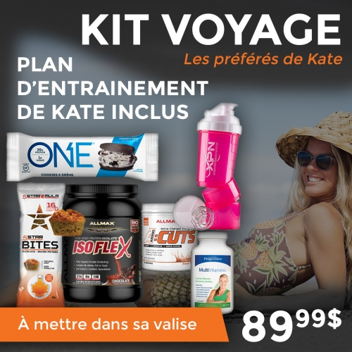 Kate - Travelers Kit