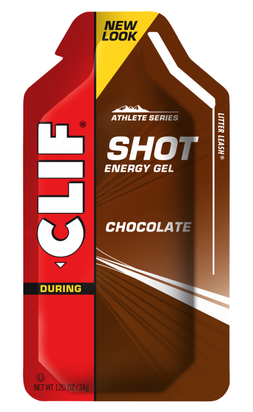 Cliff Shot Gel