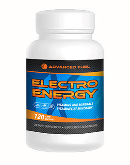Advanced Fuel Nutrition - ElectroEnergy