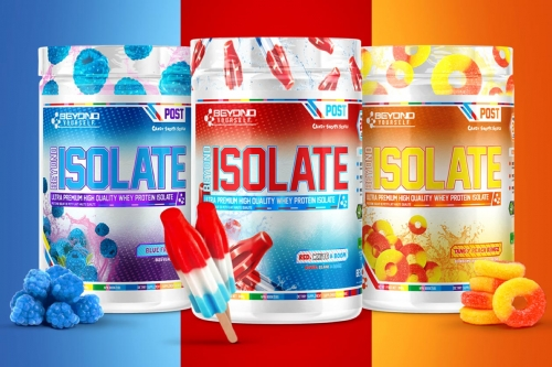 Beyond Yourself Isolate Proteine *Série Candy Shop*,