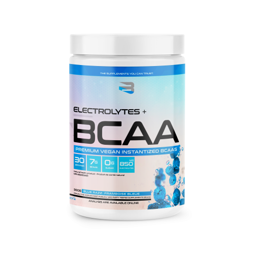 ELECTROLYTES AND BCAA