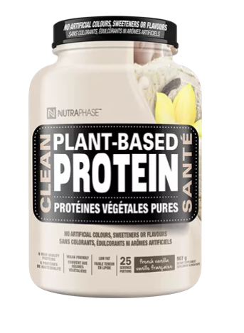 Clean Plant-Based protein
