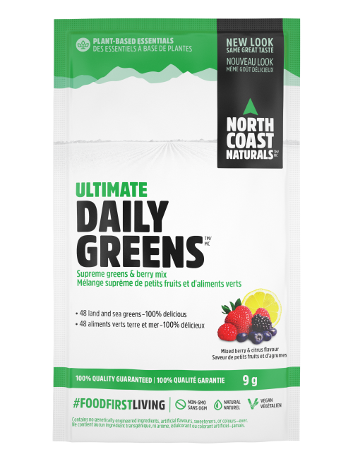 Ultimate Daily Greens