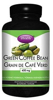 IHealth Green Coffee Bean 400mg