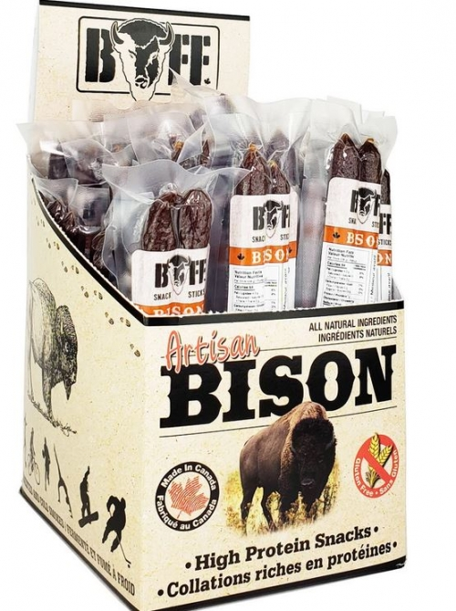 Bison Meat Snack Stick