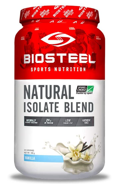BioSteel Natural Isolate Blend