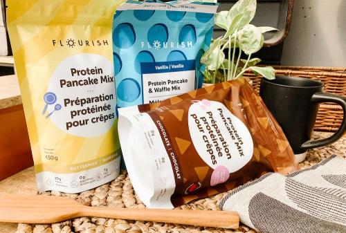 Flourish Protein pancake mix