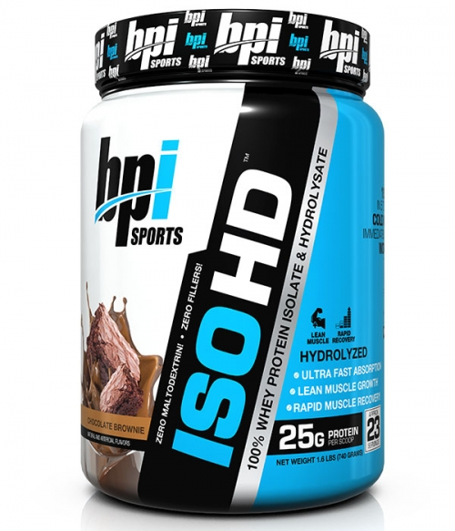 ISO HD Protein