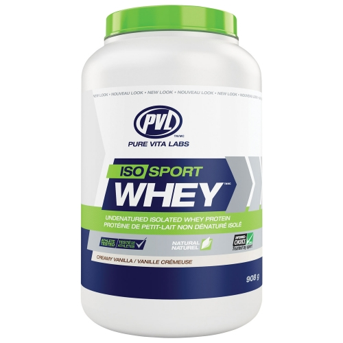 Iso Sport Whey 100% Natural