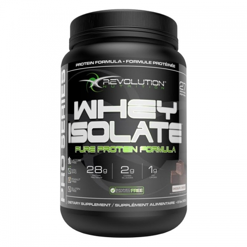 Révolution Nutrition Whey Isolate