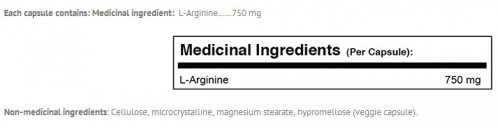 L-Arginine 750 - Future Nutrition