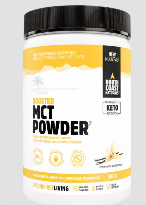Boosted MCT Powder