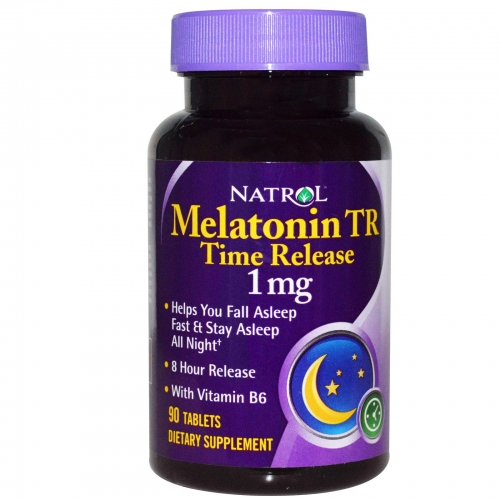 Melatonin, 1mg - Produit Protein à Rabais