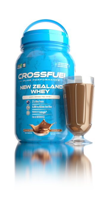 CROSSFUEL New Zealand Whey