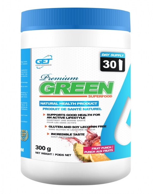 Premium Green SuperFood