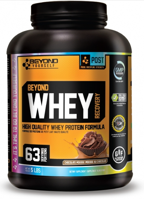 Beyond Whey Recovery