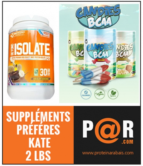 Favorite Supplement Kate 2 lbs