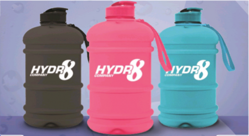 Hydr8 Water Bottle