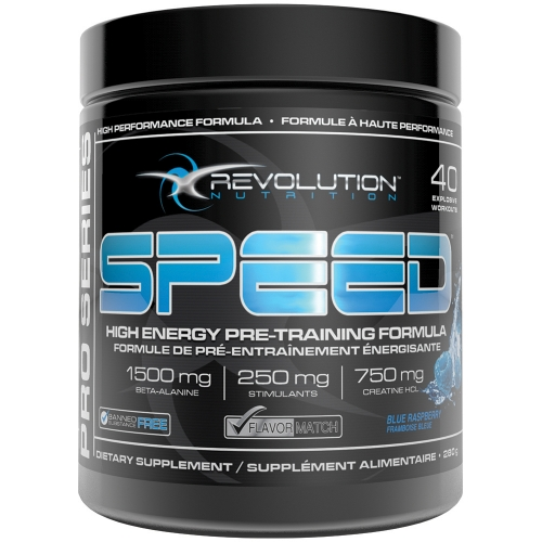 Speed - Concentrated Pre-Workout