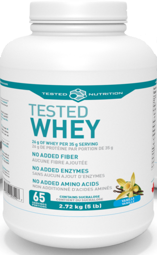 Tested Protein WHEY Matrix