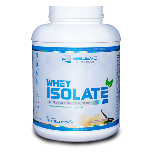 Whey Isolate 100% Natural