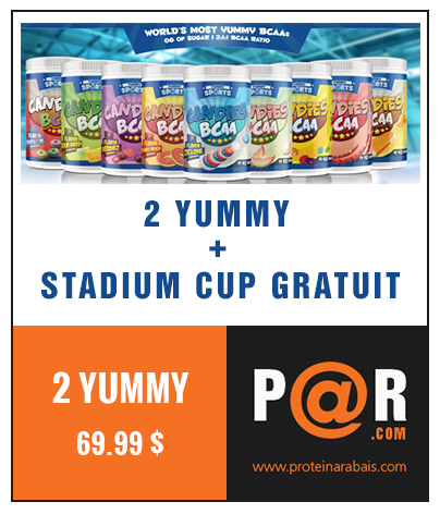 Promo Flash - Yummy Sport